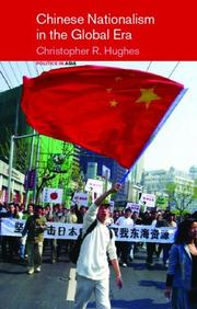 Cover of: Chinese nationalism in the global era