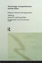 Cover of: Technology, Competitiveness and the State | Greg Felker