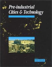 Cover of: Pre-Industrial Cities and Technology | Colin Chant