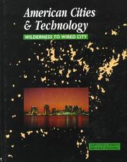 Cover of: American Cities and Technology