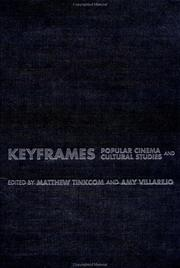 Cover of: Keyframes | M. Tinkcom