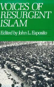 Cover of: Voices of resurgent Islam |
