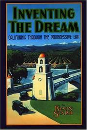 Cover of: Inventing the Dream