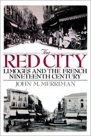 The Red City by John M. Merriman