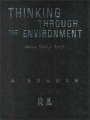 Cover of: Thinking Through the Environment | Mark J. Smith