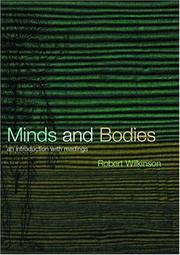 Cover of: Minds and Bodies
