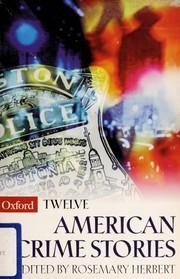 Twelve American Crime Stories