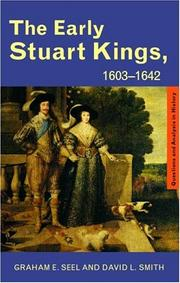 Cover of: The early Stuart kings, 1603-1642