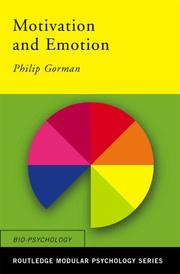 Cover of: Motivation and Emotion