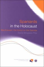 Cover of: Spaniards in the Holocaust