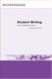 Student Writing by Theresa M. Lillis