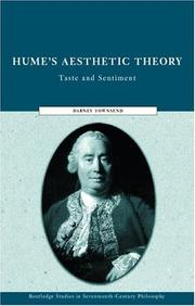 Cover of: Hume