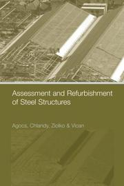 Cover of: Assessment and Refurbishment of Steel Structures