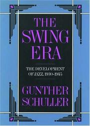 Cover of: The swing era