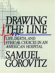 Drawing the line by Samuel Gorovitz