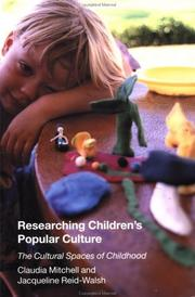 Cover of: Researching Children's Popular Culture