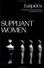 Cover of: Supplices