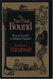 Cover of: The Ties that Bound