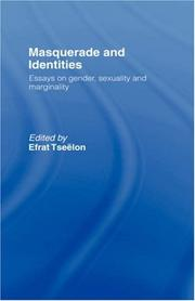 Masquerade and Identities