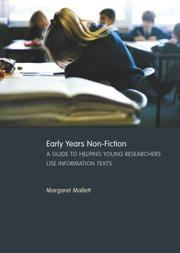 Cover of: Early years non-fiction |