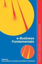 eBusiness Fundamentals (Routledge Textbooks in Ebusiness)