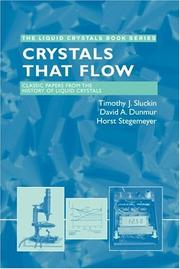 Cover of: Crystals That Flow |