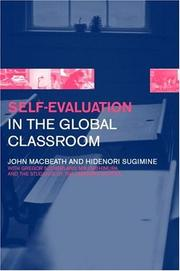 Cover of: Self-Evaluation in the Global Classroom (What