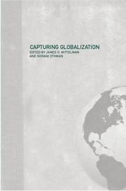Cover of: Capturing Globalization (Routledge Advances in International Relations Andpolitics)