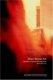 Cover of: When Women Kill
