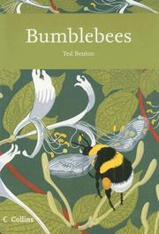 Cover of: Bumblebees (Collins New Naturalist) | Ted Benton