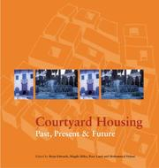 Cover of: Courtyard Housing