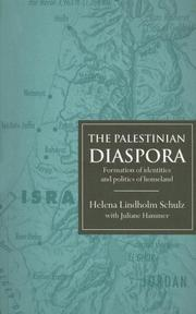 Cover of: The Palestinian Diaspora (Global Diasporas)