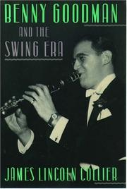 Cover of: Benny Goodman and the Swing Era