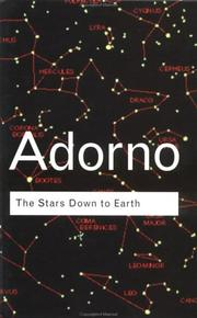 Cover of: The Stars Down to Earth