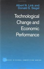 Technological change and economic performance