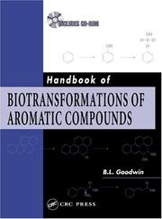 Cover of: Handbook of Biotransformations of Aromatic Compounds