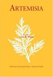 Cover of: Artemisia (Medicinal and Aromatic Plants--Industrial Profiles,)