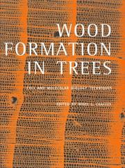 Cover of: Wood Formation in Trees | Nigel J Chaffey