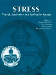 Cover of: Stress |