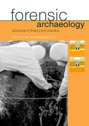 Cover of: Forensic archaeology