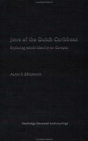 Cover of: Jews of the Dutch Caribbean