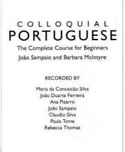Cover of: Colloquial Portuguese Cassette