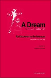 Cover of: A dream