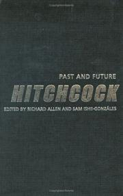Cover of: Hitchcock