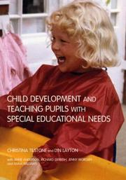 Cover of: Child Development and Teaching the Pupil with Special Educational Needs