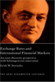 Cover of: Exchange Rates and International Financial Markets