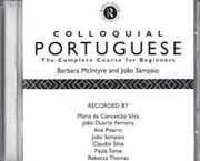 Cover of: Colloquial Portuguese Compact Disc