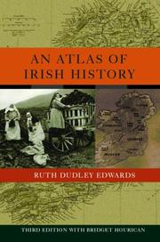 Cover of: An Atlas of Irish History