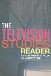 Cover of: The Television Studies Reader