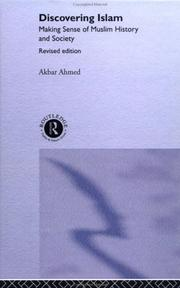 Cover of: Discovering Islam | Akbar Ahmed